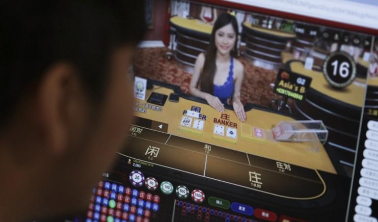 Poker dealer training video